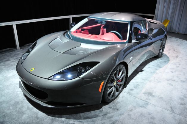 Lotus Evora
